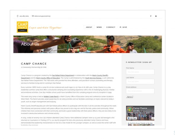 Camp Chance