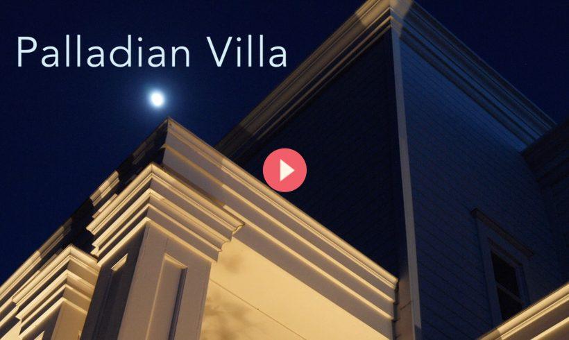 Portico West — Palladian Villa