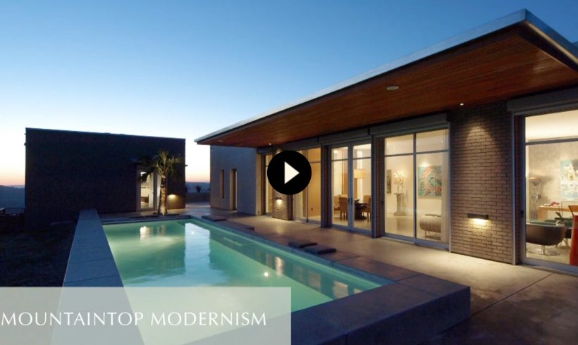 Portico West — Mountain Top Modernism